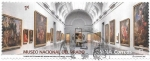 Sellos del Mundo : Europa : España : museo del prado