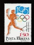 Sellos de Europa - Rumania -  Juegos olímpicos