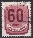 Stamps Hungary -  Números