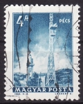 Stamps Hungary -  Antena