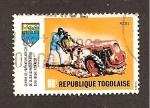 Sellos de Africa - Togo -  708