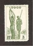 Sellos de Africa - Togo -  271