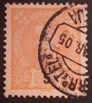 Stamps : Europe : Portugal :  Rei D. Carlos I