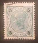 Stamps : Europe : Austria :   Emperor Franz Josef I