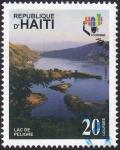 Stamps Haiti -  Lac de Peligre