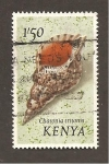 Sellos del Mundo : Africa : Kenya : 46
