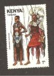 Sellos del Mundo : Africa : Kenya : 208