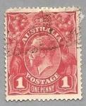 Stamps Australia -  21