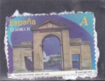 Stamps : Europe : Spain :  ARCO DE CAPUCHINOS-ANDUJAR(42)