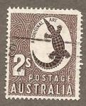 Sellos de Oceania - Australia -  212