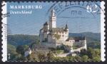 Sellos de Europa - Alemania -  Marksburg