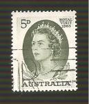 Sellos de Oceania - Australia -  351