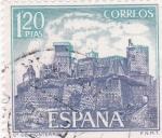 Sellos del Mundo : Europa : España : CASTILLO DE MONTERREY (42)