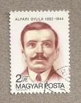 Sellos de Europa - Hungría -  Gyula Alpari