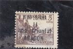 Stamps : Europe : Spain :  EL CID-VIVA ESPAÑA año triunfal ARAGON (42)