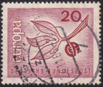 Stamps Germany -  Europa 1965