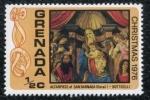 Sellos del Mundo : America : Granada : Navidad ' 76 - Boticelli