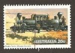 Sellos de Oceania - Australia -  707
