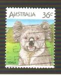 Sellos de Oceania - Australia -  992C