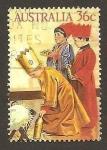 Stamps Australia -  1006