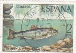 Stamps : Europe : Spain :   TRUCHA (42)