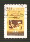 Sellos de Oceania - Australia -  1444