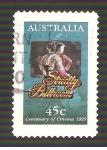 Stamps Australia -  1450