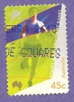 Stamps Australia -  1848