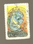 Sellos de Oceania - Australia -  2091