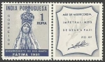 Stamps Asia - India -  Año Santo (1951)