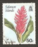 Sellos del Mundo : Oceania : Islas_Salomón : 591