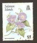 Sellos del Mundo : Oceania : Islas_Salomón : 594