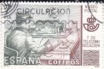 Stamps Spain -  MUSEO POSTAL Y DE TELECOMUNICACIONES (42)