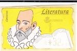 Stamps : Europe : Spain :  MIGUEL DE CERVANTES -ATM(42)