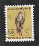 Sellos del Mundo : Asia : Emiratos_Árabes_Unidos : 278 - Halcón
