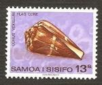 Stamps Oceania - Samoa -  487