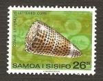 Stamps Oceania - Samoa -  490