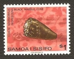 Stamps Oceania - Samoa -  492