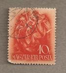 Sellos de Europa - Hungría -  Papa Silvestre II
