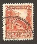 Sellos de Oceania - Nueva Zelanda -  188
