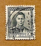 Stamps New Zealand -  261