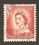 Stamps New Zealand -  292