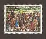 Sellos de Oceania - Nueva Zelanda -  366