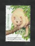 Stamps Australia -  Fauna, hemibelideus lemuroides