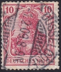 Stamps : Europe : Germany :  Germania