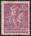 Stamps : Europe : Germany :  MINERO