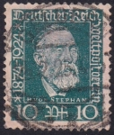 Sellos de Europa - Alemania -  Heinrich von Stephan