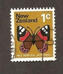 Stamps New Zealand -  439