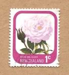 Sellos de Oceania - Nueva Zelanda -  584