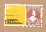 Stamps New Zealand -  715